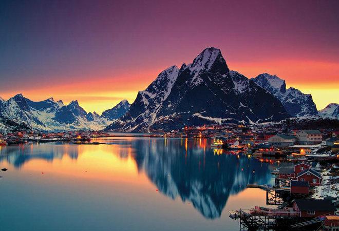 работа для девушек норвегия