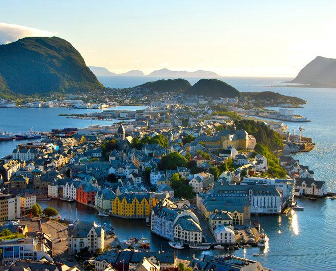 работа девушкам в норвегии